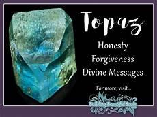 topaz meaning healing properties healing crystals