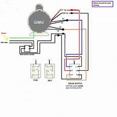 motor switch wiring 220v single phase wiring forward switch