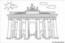Kinder Malvorlagen Zum Ausdrucken Berlin Brandenburger Tor Kostenlose Malvorlage F 252 R Erwachsen