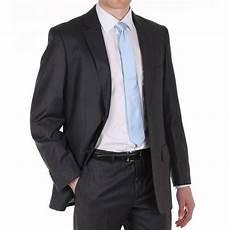 costume gris anthracite il revient 224 la mode