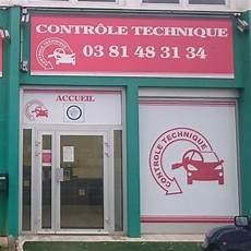 controle technique besançon besan 199 on controle technique du boulevard