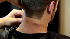 regular haircut scissors on top and a 3 guard on the sides youtube