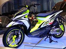 Modifikasi Motor Beat Baru by Foto Motor Beat Baru