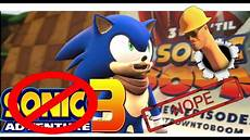 sfm sonic adventure 3 not confirmed