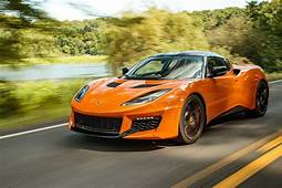 Geely PSA Vying For Stake In Lotus And Parent Company