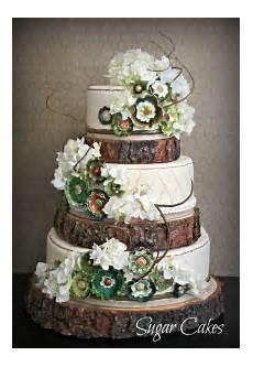 18 quot rustic wood tree slice wedding cake base or cupcake