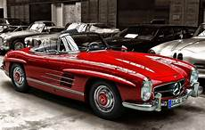 Mercedes 300 Sl Cabrio By Pingallery On Deviantart