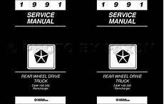 1991 dodge d250 service repair manual software servicemanualsrepair 1991 dodge pickup truck repair shop manual d150 d250 d350 w150 w350 ramcharger ebay