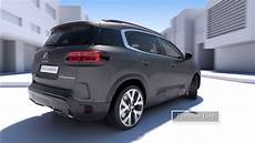 new suv citro 235 n c5 aircross personalisation of the