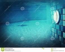 lumiere de piscine lumi 232 re de piscine sous l eau image stock image du