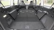Ford Galaxy Kofferraum Maße - neuer ford galaxy test und vergleich ford s max autogef 252 hl