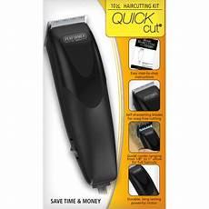 wahl quick cut haircutting kit 10 pc walmart com
