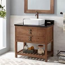 36 Quot Benoist Reclaimed Wood Vessel Sink Console Vanity
