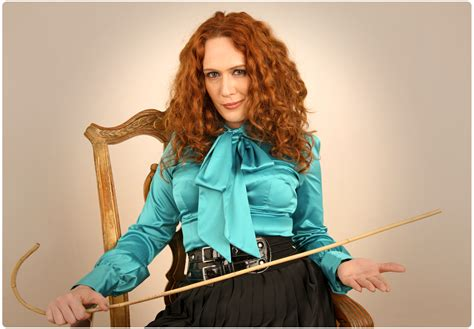 Governess Caning
