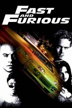 affiche fast and furious fast and furious 2001 vf