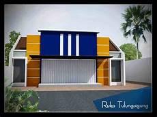 106 Gambar Rumah Ruko Minimalis Sederhana Gambar Desain