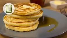 american pancake rezept amerikanische pancakes pfannkuchen rezept chefkoch