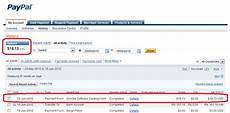 how to read paypal transaction history captcha entry