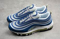 2017 nike air max 97 atlantic blue voltage yellow for sale