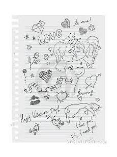 bildergebnis f 252 r ich liebe dich gezeichnet zeichnen