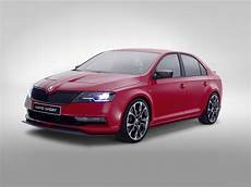 2018 Skoda Rapid Sport Concept Car Photos Catalog 2019