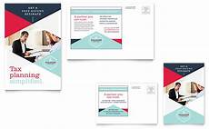 post card template for publisher tax preparer postcard template word publisher