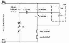 86 lockout relay diagram ge haa relays in sudden pressure applications the nuclear electrical engineer