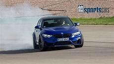 bmw m3 cs am sachsenring track auto bild