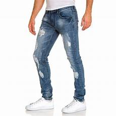 jean slim déchiré homme jean bleu slim homme d 233 chir 233 blz