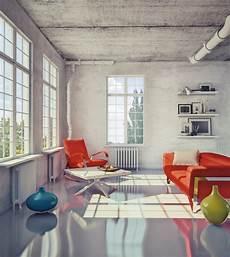 Industrieboden Im Wohnbereich 187 Was Ist Dabei Zu Beachten