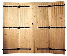 porte de garage 4 vantaux bois porte de garage 4 vantaux 27 mm bois du nord porte