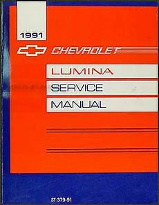 service manuals schematics 1992 chevrolet lumina electronic valve timing 1991 chevy lumina car repair shop manual original