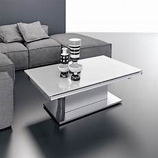 table basse relevable extensible