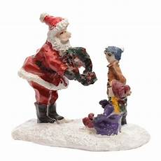 figurine noel figurine enfant et p 232 re no 235 l de noel eminza