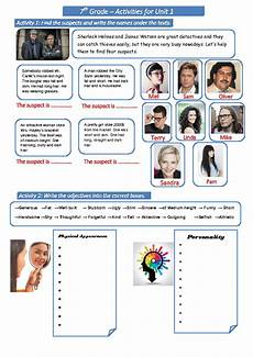 describing s personality worksheets 15903 334 free character and personality worksheets