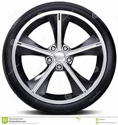 roue de voiture dessin 3d detailed car wheel with stock illustration illustration of alloy road 52698316