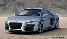 Concept Flashback 2009 Audi R8 Tdi V12 Shows Great
