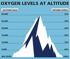 Higher Peak Altitude Chart How To Avoid High Altitude Illnesses Insync Physiotherapy