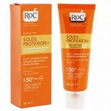 Roc Soleil Protection Cr 232 Me Anti Tache Brunes Spf 50