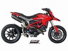 Ducati Hypermotard 821 Exhaust Sc Project