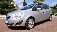 Opel Meriva D Occasion 1 7 Cdti 110 Cosmo Chalon Sur Saone