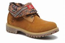 timberland timberland icon roll top fabric ankle boots in