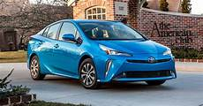 2019 toyota prius in hybrid 2019 toyota prius awd e drive review efficient