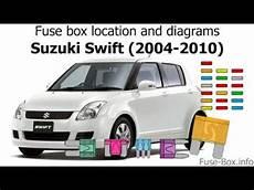fuse box on suzuki fuse box location and diagrams suzuki 2004 2010