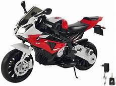 Motorrad Für Kinder - jamara elektromotorrad 187 motorrad bmw s1000 rr 171 f 252 r kinder