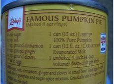 famous pumpkin pie_image