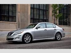 2012 Hyundai Genesis 3.8   Editors' Notebook   Automobile