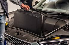 This 7 500 Luggage Is Designed For The New Audi R8 S
