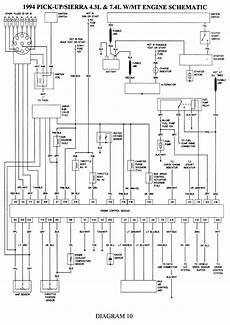 1994 Gmc Starter Wiring Diagram Auto Electrical