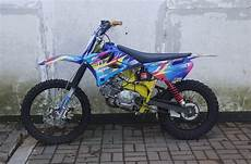 Grasstrack Jupiter Z by Modifikasi Rangka Bebek Modif Jupiter Z Trail Grasstrack